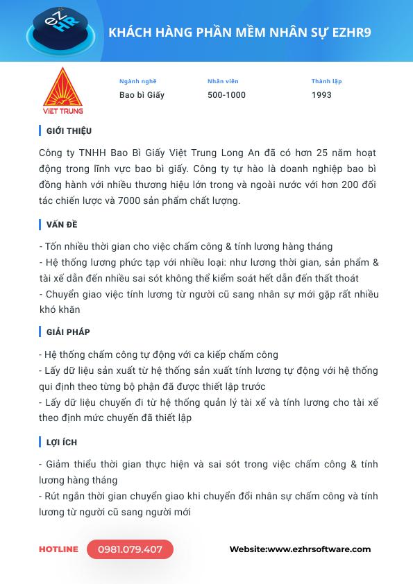 CÔNG TY TNHH BAO BÌ GIẤY VIỆT TRUNG LONG AN -1